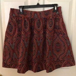 "Moulinette Soeurs ""Karavi Skirt"" ? EUC size M"
